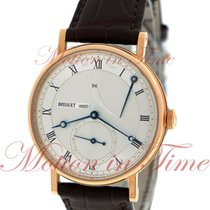 Breguet Classique Manual Wound 38mm, Silver Dial - Rose Gold...