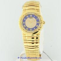 Piaget Tanagra Ladies Yellow Gold Diamond Pre-owned