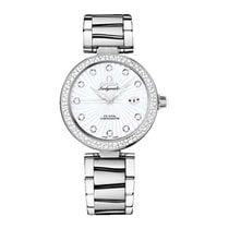 Omega 425.35.34.20.55.001 DeVille Ladymatic in Steel with...