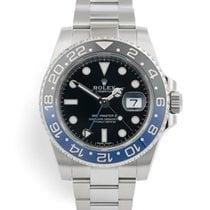 Ρολεξ (Rolex) 116710BLNR GMT-Master II - Batman Full Set