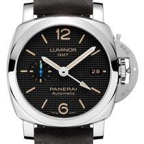 Panerai Luminor PAM01535 1950 3 Days GMT Complete Pam 1535 Unworn