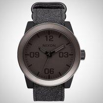 Nixon A243-1062 Corporal Men's Gunmetal Watch