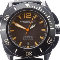 Schaumburg Steel 43mm Automatic pre-owned