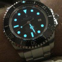 勞力士 Sea-Dweller Deepsea Blue