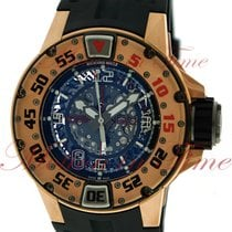 Richard Mille RM 028 Rose gold 47mm Transparent United States of America, New York, New York