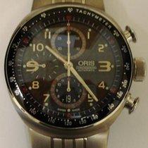Oris 7587 TT3 Titanium Chronograph Wrist Watch