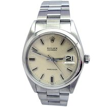 Rolex Oyster Precision Steel Silver No numerals United States of America, California, Los Angeles