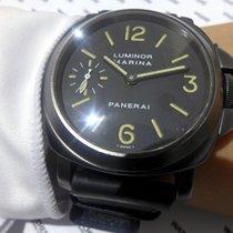 Panerai Luminor Marina PAM00004 A Tritium Dial