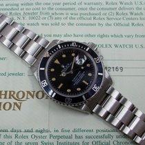 Rolex Submariner Date usados 40mm Acero