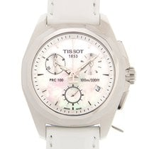 Tissot PRC 100 Steel 33mm White