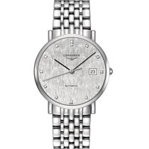 Longines Elegant Steel 37mm United States of America, Iowa