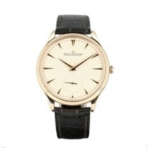 Jaeger-LeCoultre Master Grande Ultra Thin Or rose 38.5mm France, Paris