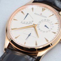 Jaeger-LeCoultre Master Ultra Thin Réserve de Marche Rose gold 39mm Champagne United States of America, Texas, Houston