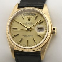Rolex Day-Date 36 18038 Automatic 1980 occasion