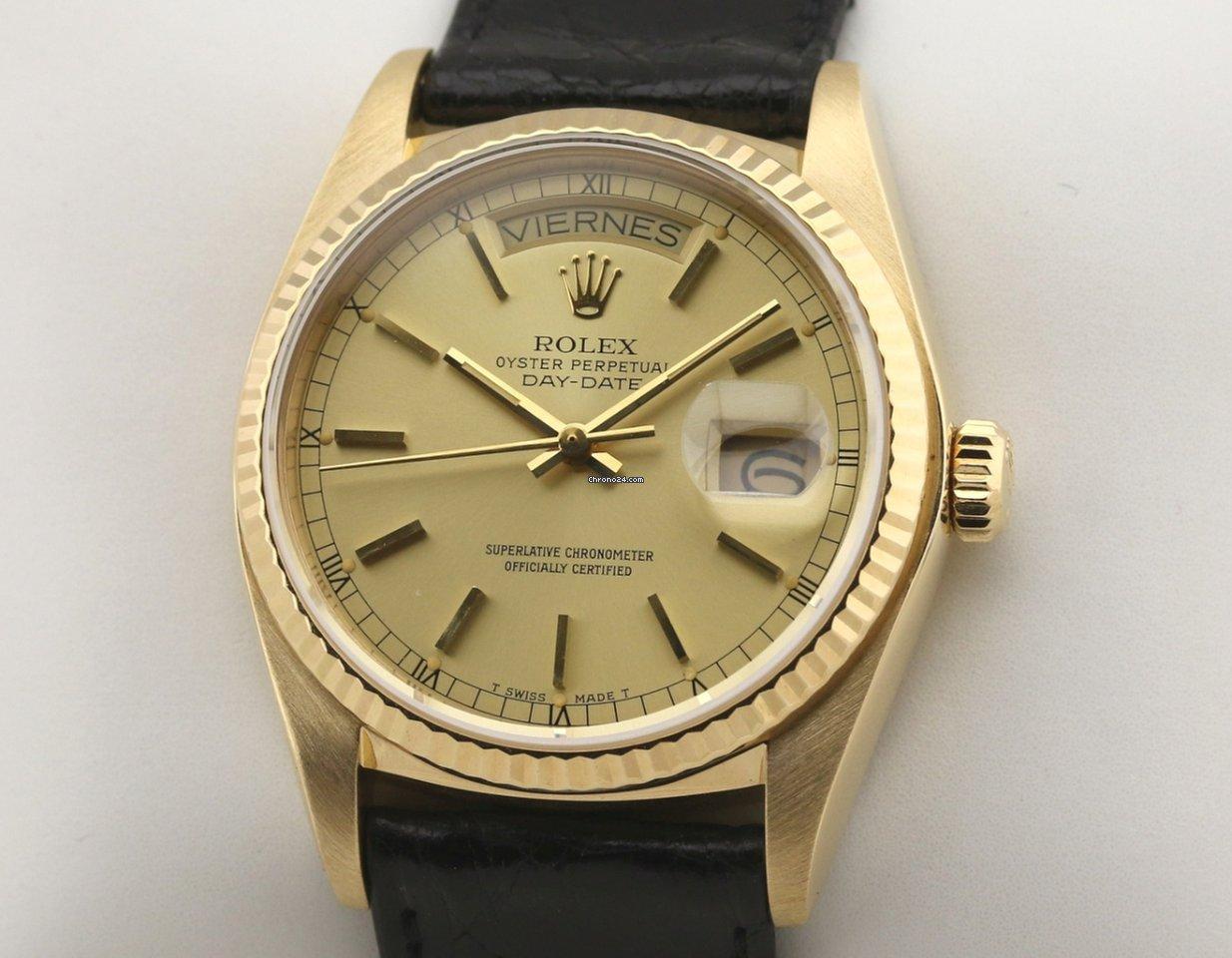 Rolex (ロレックス) デイデイト 36 18038 Automatic 1980 中古