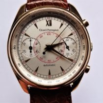 Girard Perregaux Chronograaf 38mm Automatisch 2000 tweedehands Champagne