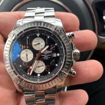 Breitling Super Avenger Steel 48mm Arabic numerals United States of America, Texas, Trophy Club