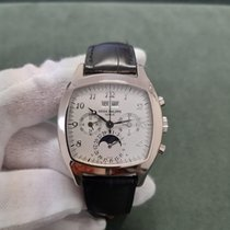 Patek Philippe Perpetual Calendar Chronograph Bílé zlato