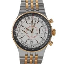 Breitling Montbrillant Légende Gold/Steel 47mm Silver No numerals United States of America, Maryland, Baltimore, MD