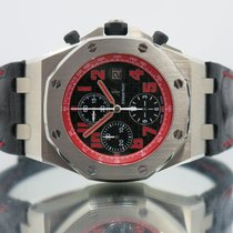 Audemars Piguet new Automatic Limited Edition 42mm Titanium Sapphire Glass
