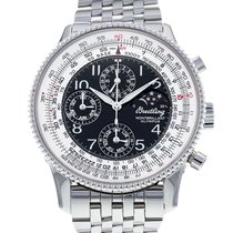 Breitling Montbrillant Olympus pre-owned 42.1mm Steel