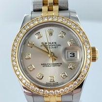 Rolex Lady-Datejust Gold/Stahl 26mm Perlmutt Keine Ziffern Deutschland, Eisenach