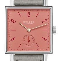 NOMOS Tetra new Manual winding Watch with original box and original papers 498