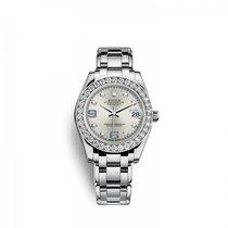 Rolex Pearlmaster White gold 34mm Silver United States of America, Florida, Miami