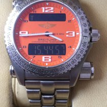 Breitling Emergency E76321 2005 pre-owned