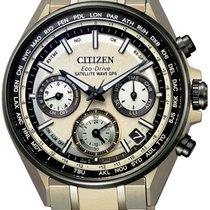 Citizen Titanio 44mm Cuarzo CC4004-66P nuevo