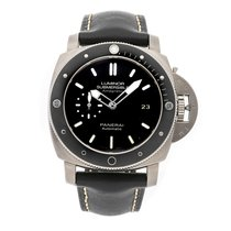 Panerai Titanium 47mm Automatic PAM 389 pre-owned United States of America, Pennsylvania, Bala Cynwyd