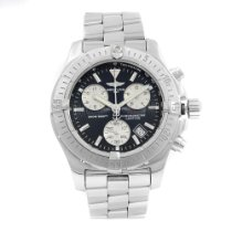 Breitling Colt Chronograph pre-owned 45mm Black Steel