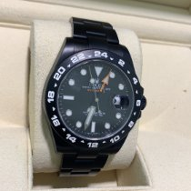 Rolex Explorer II Steel 42mm Black No numerals United Kingdom, Gateshead