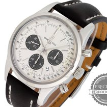 Breitling Transocean Chronograph new 2010 Automatic Chronograph Watch only AB015212/G724