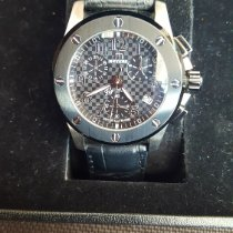 Meyers new Quartz Chronometer PVD/DLC coating 36mm Steel Sapphire Glass