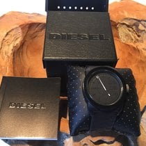 Diesel pre-owned Quartz 43mm Sapphire Glass 5 ATM