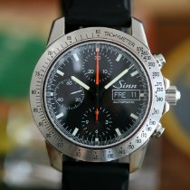 Sinn 303 Steel 40mm Black