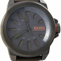Hugo Boss Steel 50mm Quartz 1513009 new United States of America, New York, Brooklyn