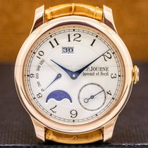 F.P.Journe Octa Rose gold 40mm Silver Arabic numerals United States of America, Massachusetts, Boston