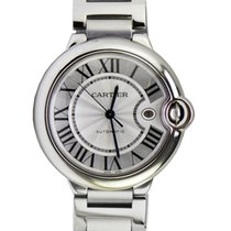 Cartier Ballon Bleu Stainless Steel Like New