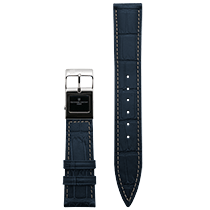Frederique Constant E-Strap Navy Stainless Steel 20mm