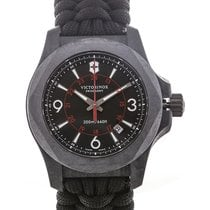 Victorinox Swiss Army I.N.O.X. Carbon 43 Quartz Date