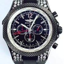 Breitling Bentley GMT Midnight Carbon Diamond Limited 100...