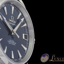 Omega Seamaster Aqua Terra 150M Co-Axial Blue Dial 38,5 mm