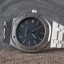Audemars Piguet 14790ST Royal Oak Blue dial-Stunning