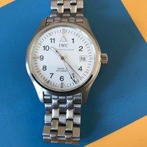 IWC Pilot's Watch MK XV White Dial