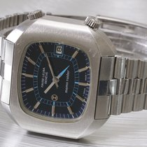 Favre-Leuba Steel 44mm Automatic 53153 pre-owned
