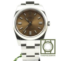 Rolex Oyster Perpetual 36 Acier 36mm Champagne