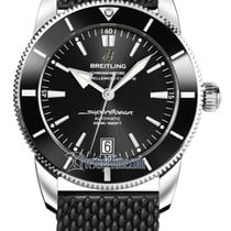 Breitling Superocean Héritage II 42 Steel 42mm Black United States of America, New York, Airmont