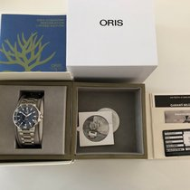 Oris Staghorn Restoration Limited Edition Aluminum 46mm